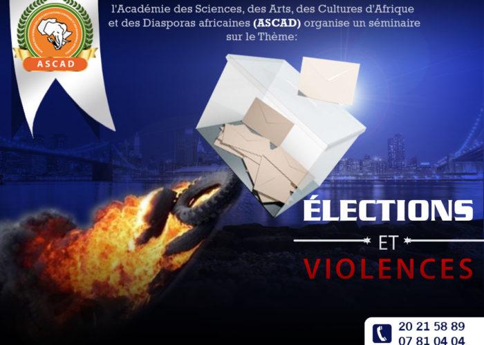 Elections et violences